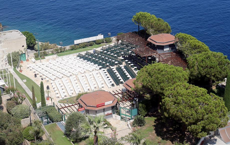 L'an dernier, le Monaco Open Air Cinema avait enregistré une belle fréquentation, à 2 000 entrées du record absolu sur une saison.
