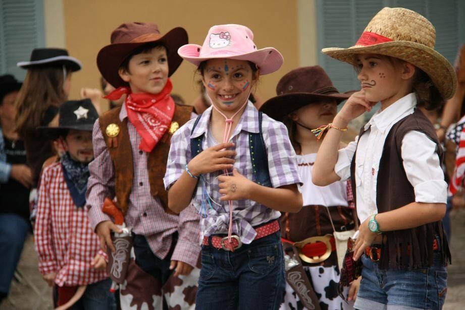 La jeunesse était à l'honneur à l'occasion de ces festivités qui annonçaient l'arrivée prochaine des congés d'été.