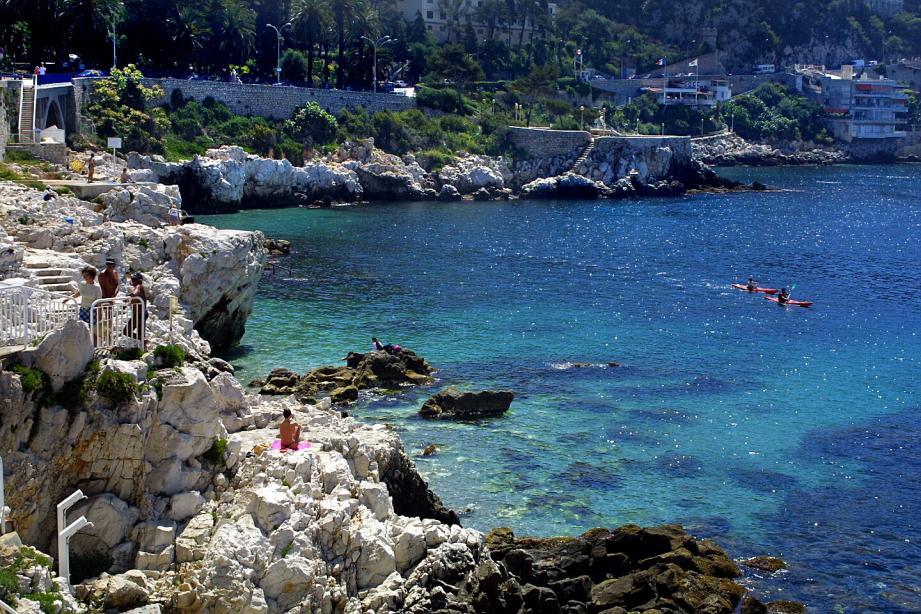 Le secteur de Coco-Beach à Nice.