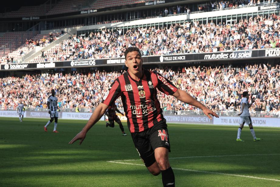 Ben Arfa et les Niçois avaient battu 3-0 le Stade Rennais à domicile, la saison passée.