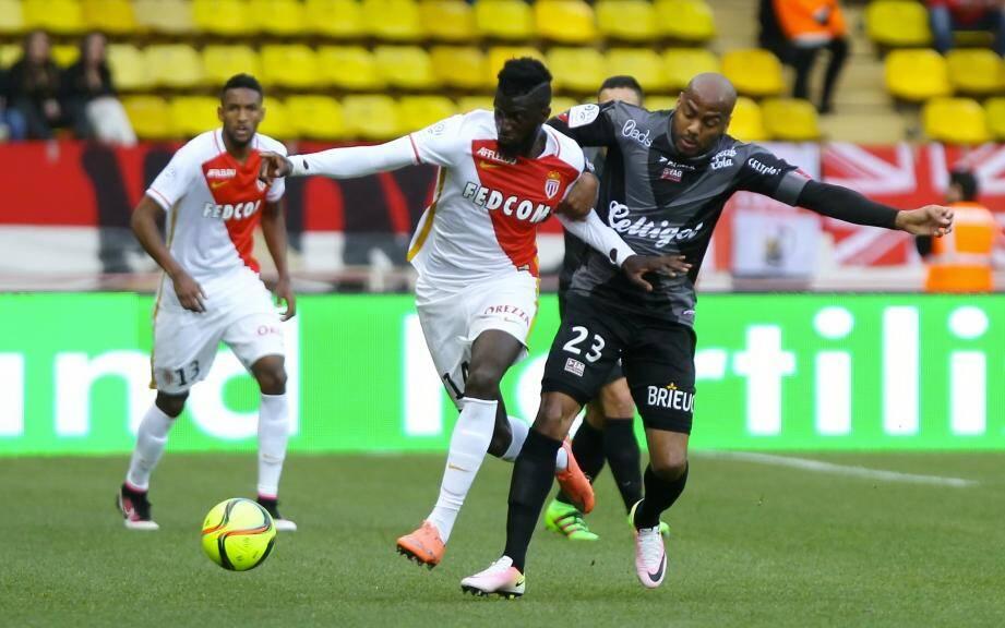 Les Monégasques recevront Guingamp en ouverture de la saison 2016-2017.