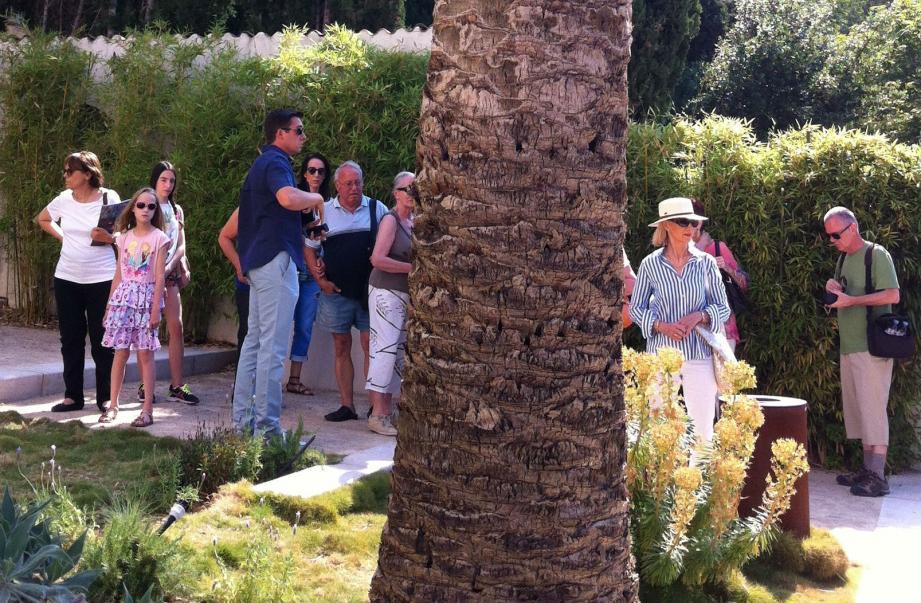Le jardin du musée s'est refait une beauté. Une excellente occasion de s'y promener ce week-end.