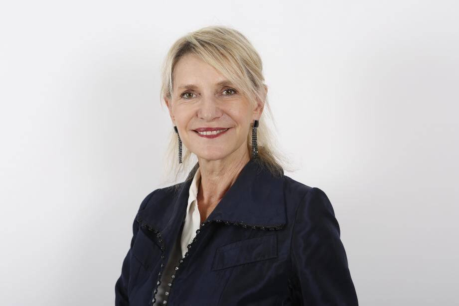 Déjà en charge de l'Economie en PACA, Chantal Eymeoud sera aussi déléguée à la Culture