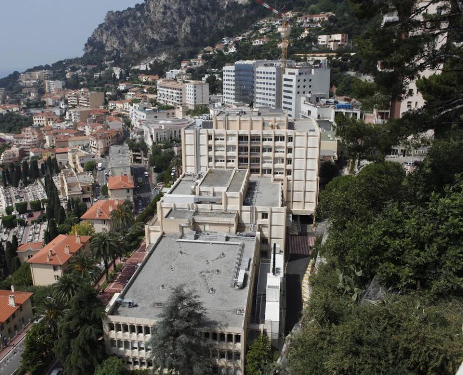 Le CHPG de Monaco.