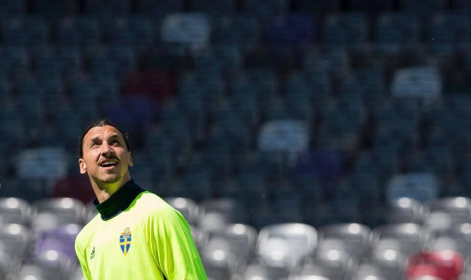 A l'instar du PSG en Ligue des Champions, la Suède attend désespérément un« effet Zlatan » dans une grande compétition internationale...