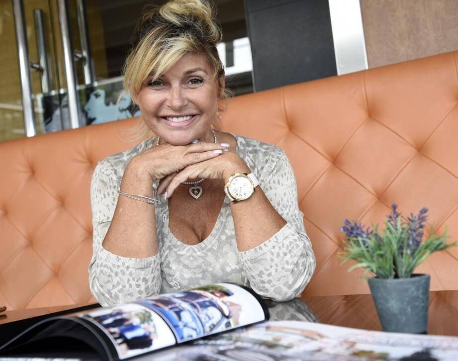 Juliette Pernes était 28e, hier et boucle la boucle aujourd'hui à Saint-Tropez