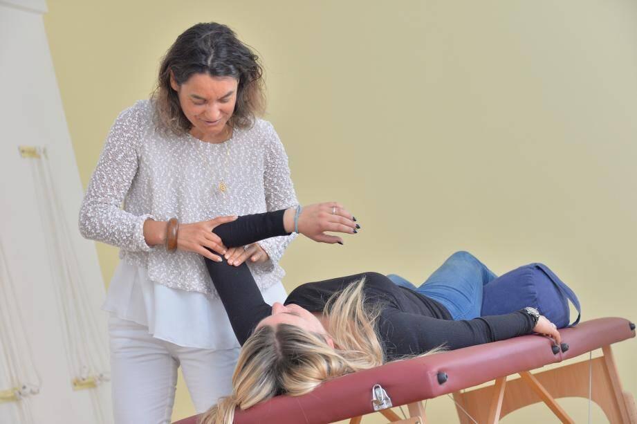 AGENCE MONACOPORTRAIT NATASHA JARROUSSE Posturologue: thérapie pour le mal de dos, le stress, les troubles post ...