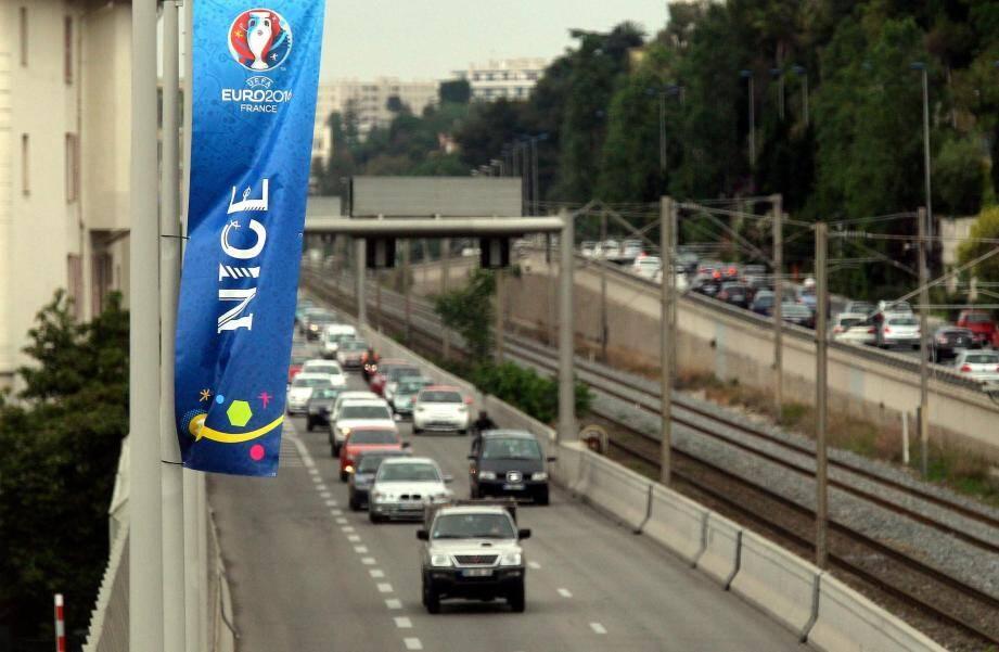 La voie Mathis à Nice