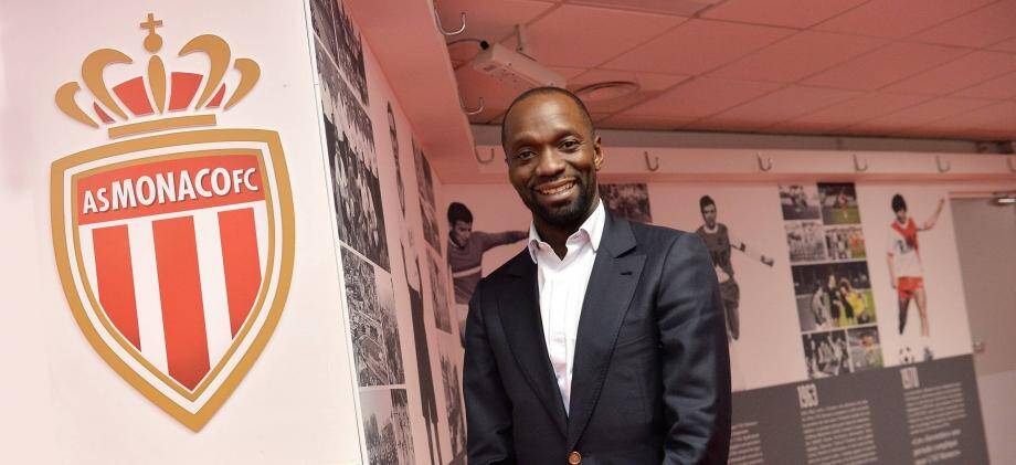 Claude Makelele était directeur technique à l'AS Monaco.