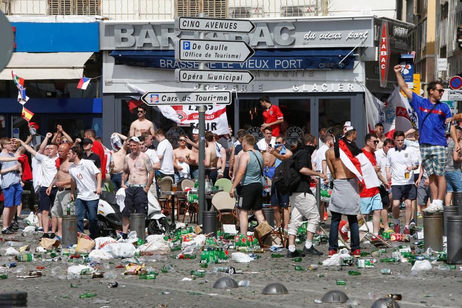 L'alcool est en partie responsable des débordements samedi à Marseille