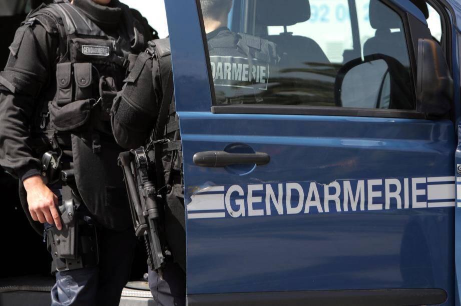Des gendarmes (image d'illustration).