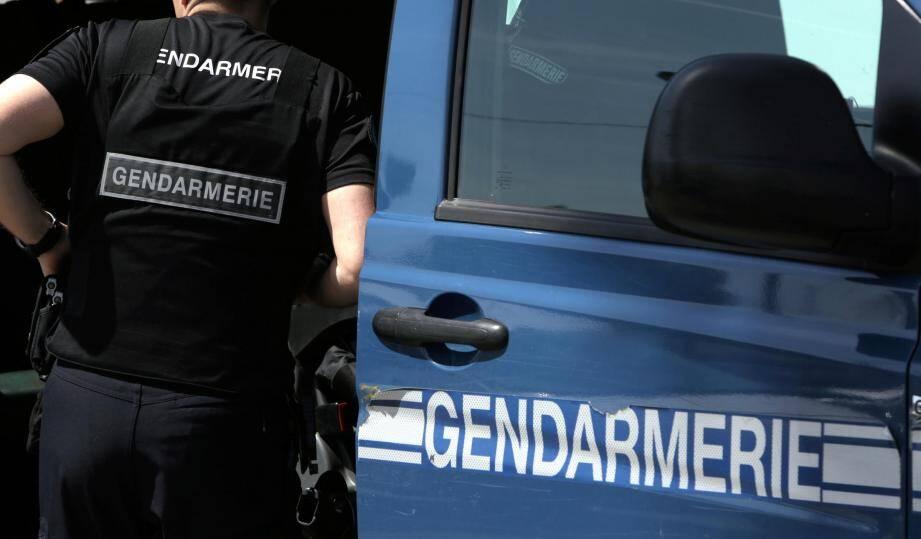 Un véhicule de la gendarmerie (image d'illustration).