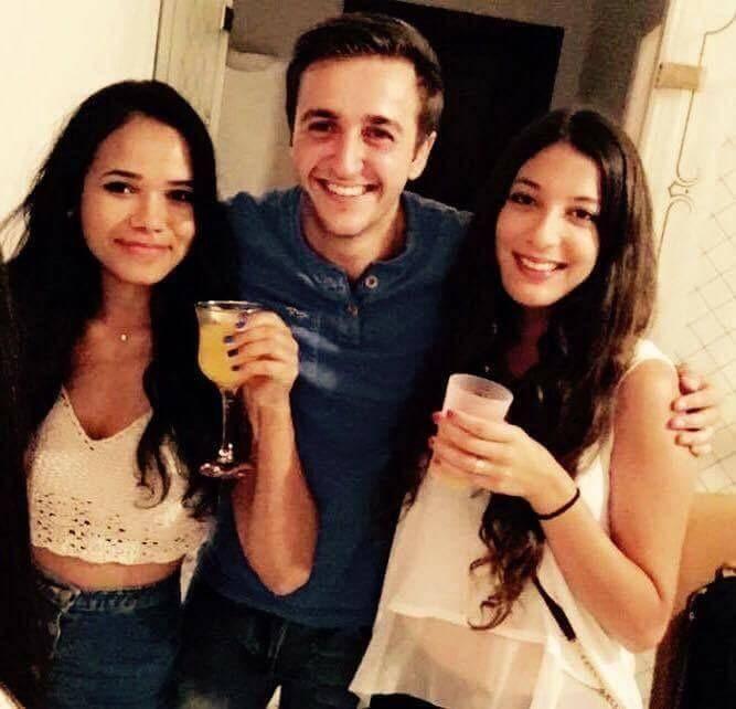 Alycia, Morgane et Loïk avaient pris la direction des Alpes-de-Haute-Provence, avec des amis, pour fêter la fin de leurs examens.