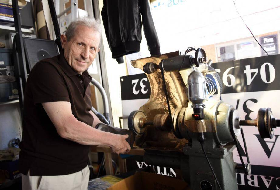 Jean-Pierre Anselmo au numéro 127 du boulevard…