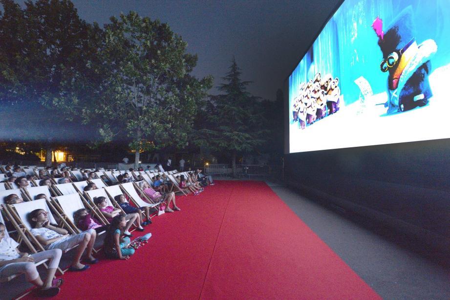 Le film de Benjamin Ortega, lauréat du Cannes pocket video a été projeté en préambule du film « Les Minions ».