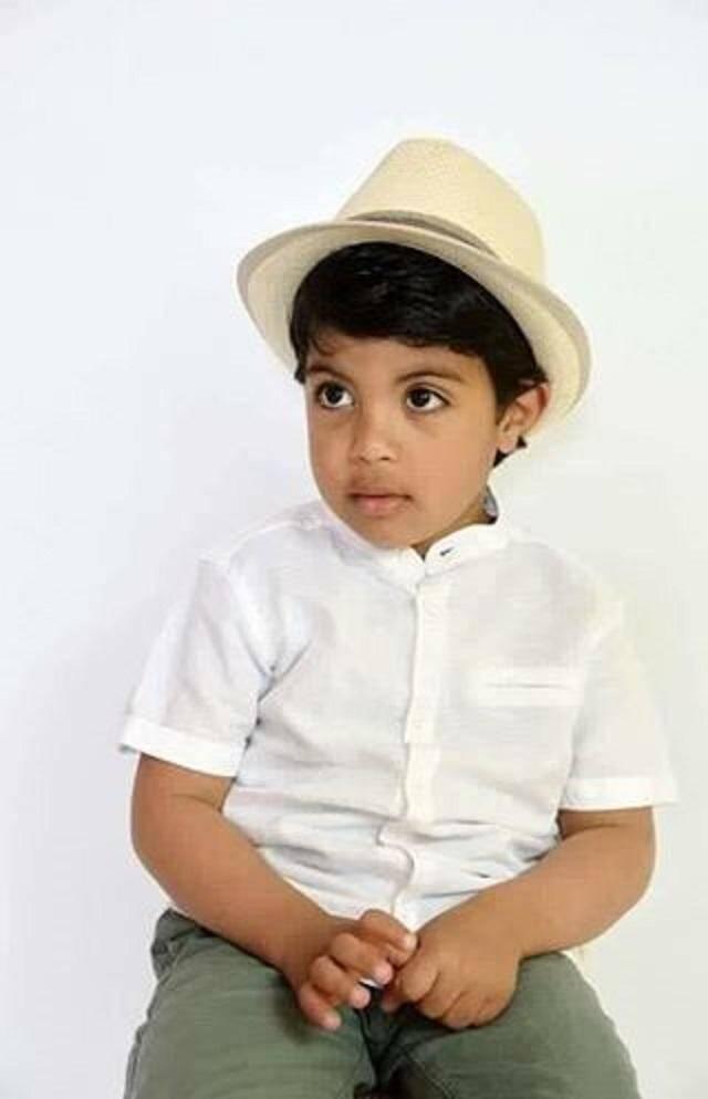 Killian, 4 ans, est porté disparu.  Son papa, Tahar le cherche depuis  jeudi soir.(DR)