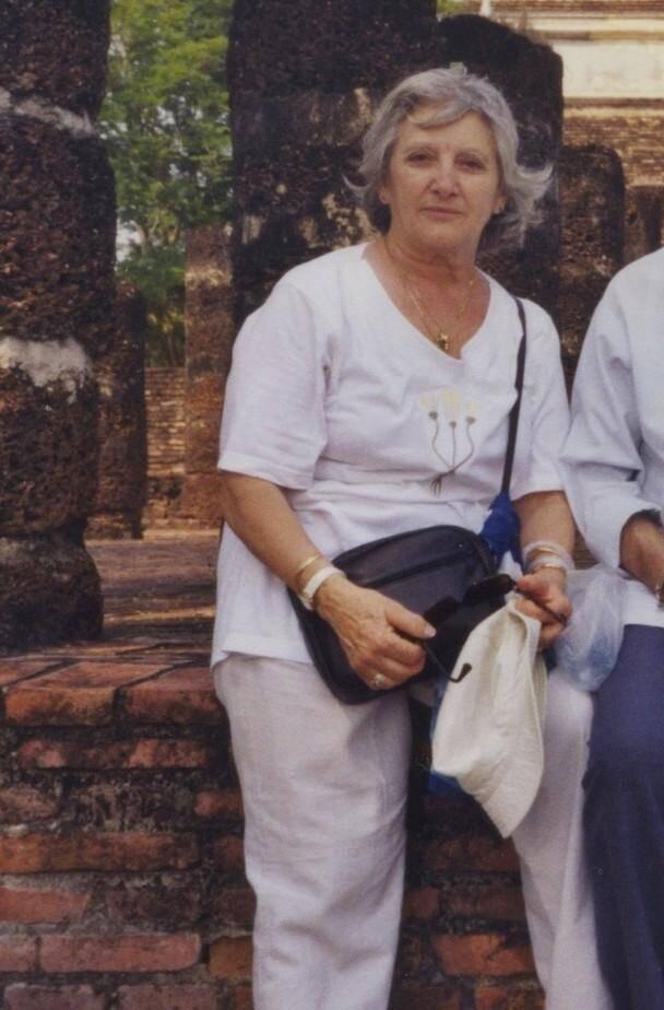 Le sourire d'Yvonne Braghilori-Goletto restera dans les mémoires à Juan-les-Pins.