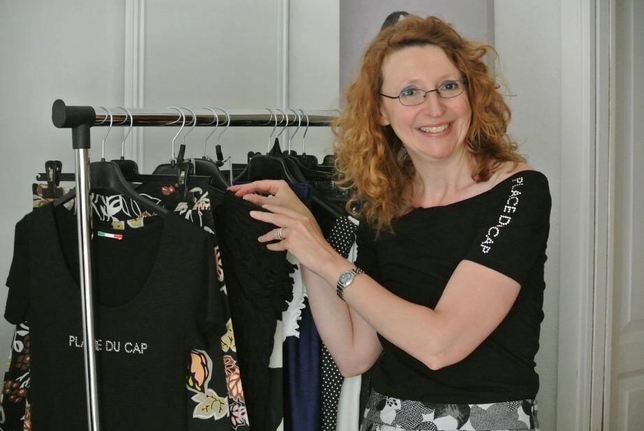 Arabella Isca travaille désormais depuis chez elle et vend ses créations à travers le monde.