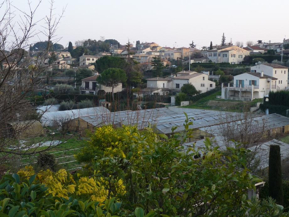 Le nouveau PLU limitera les constructions, notamment chemin du Puits-de-Tassier, ou un projet de construction de 70 logements avait jadis ulcéré les riverains.