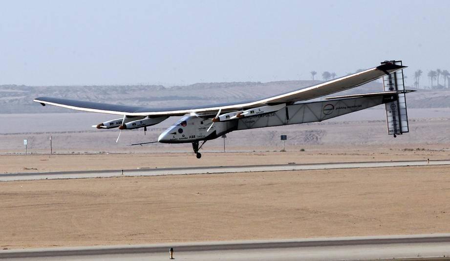 Le 13 juillet dernier, l'avion atterissait sur le tarmac de l'aéroport du Caire, en Egypte.