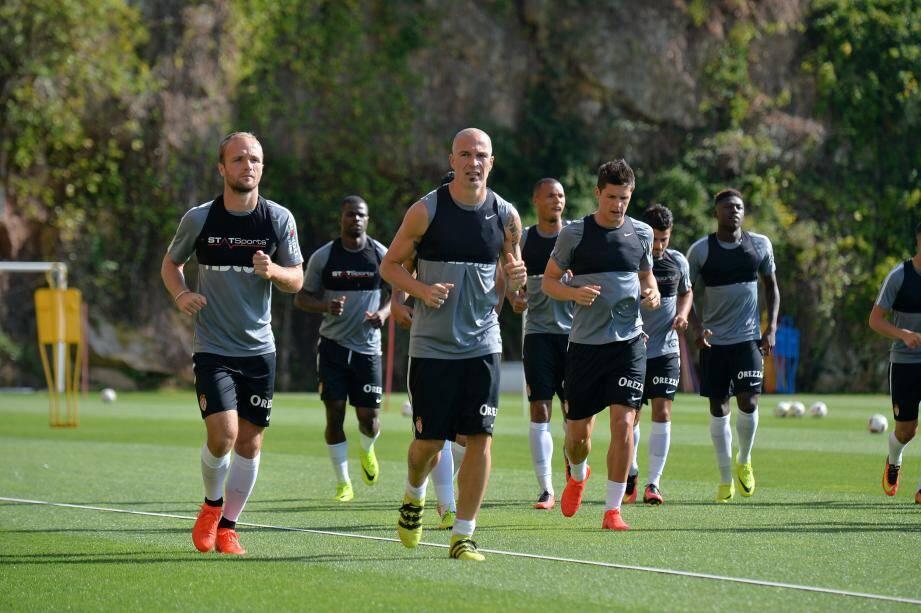 Le défenseur Andrea Raggi devrait être le capitaine de l'AS Monaco.