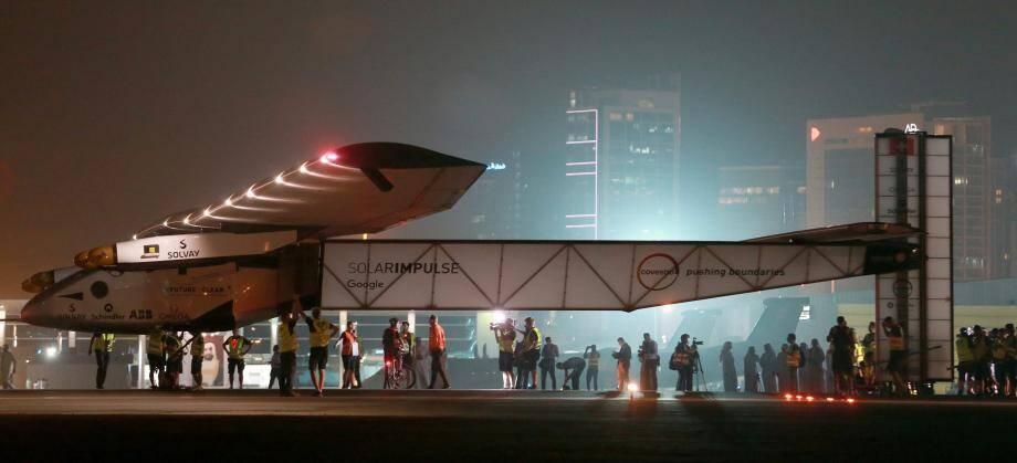 Solar Impulse n'a pas encore la capacité des avions à énergie fossile, mais il prouve la possibilité d'une énergie alternative.