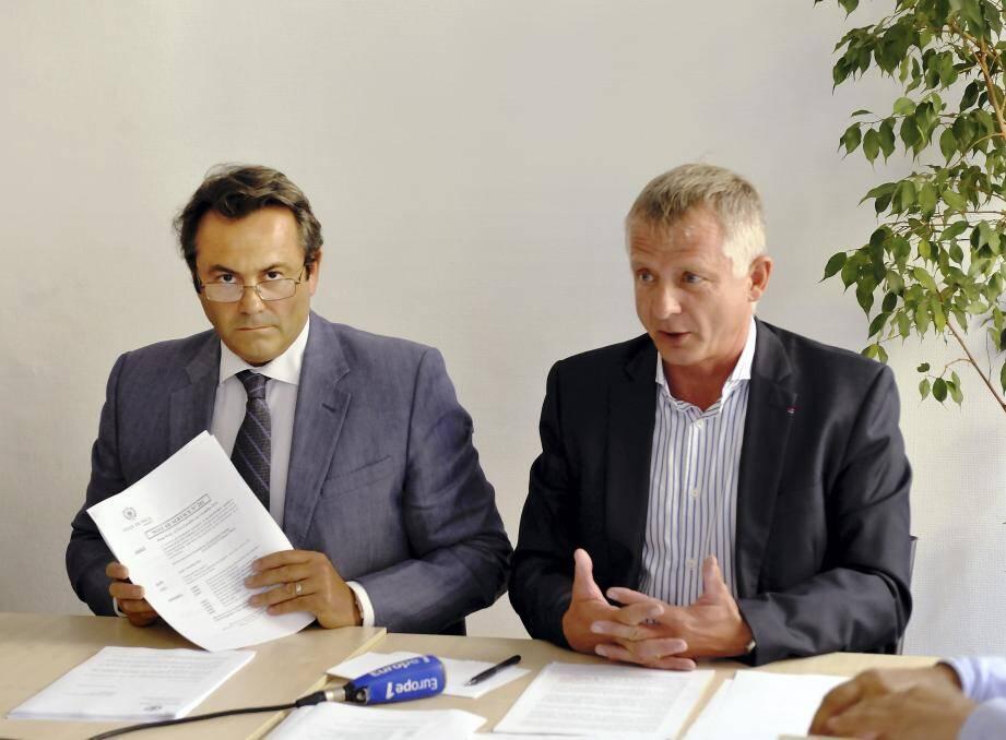 Olivier Bettati et Benoît Kandel réclament une commission d'enquête municipale.