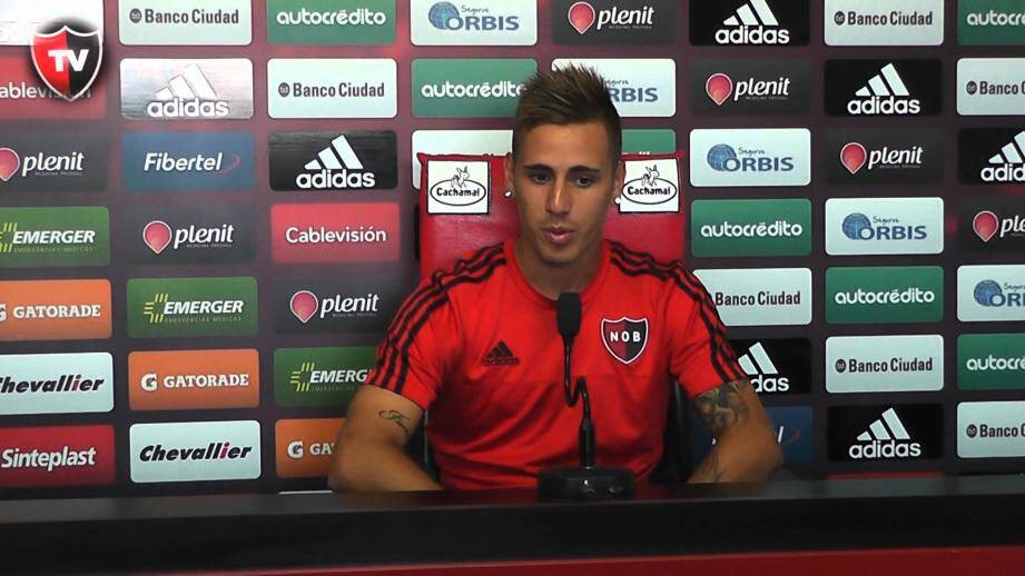 Daniel Mancini en conférence de presse