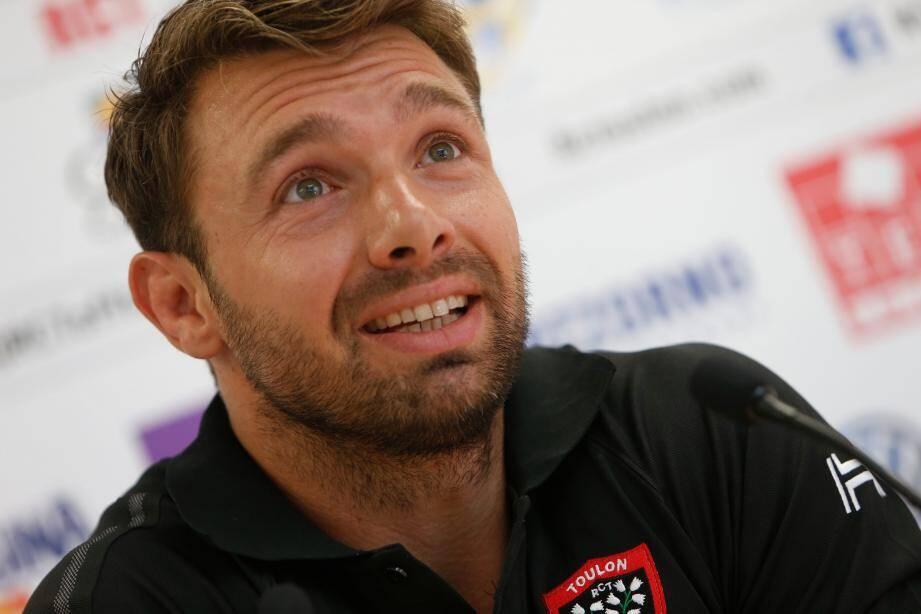 Vincent Clerc a annoncé qu'il prendrait sa retraite à la fin de la saison.