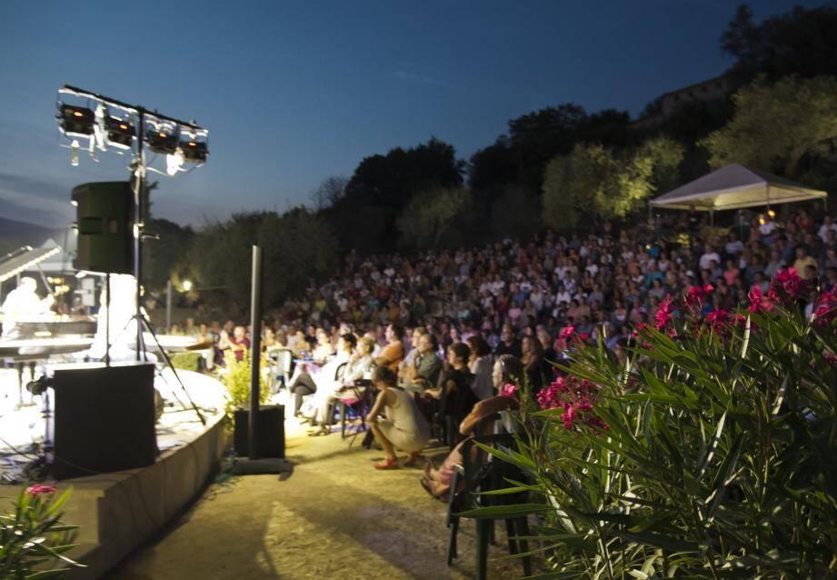 L'an dernier les concerts avaient attirée plus de 1 500 spectateurs sur trois jours.