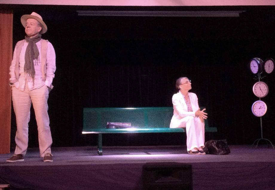 La troupe mandolocienne des Faux-Semblants sera sur scène, cet été, pour interpréter « Rendez-vous à Monte-Carle ».