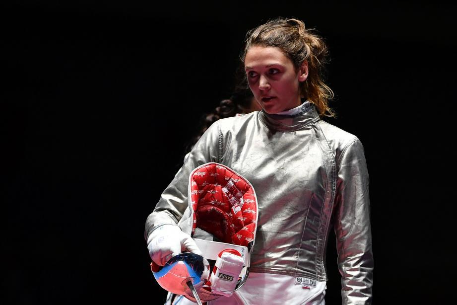Après avoir manqué la finale de justesse, Manon Brunet échoue au pied du podium.