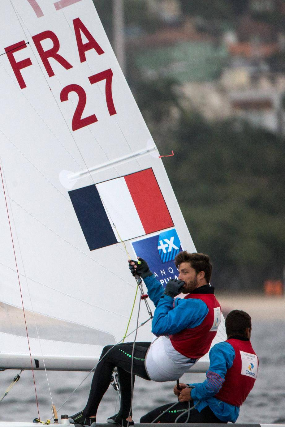 Bouvet et Mion ont une belle carte à jouer.(Ph. AFP)