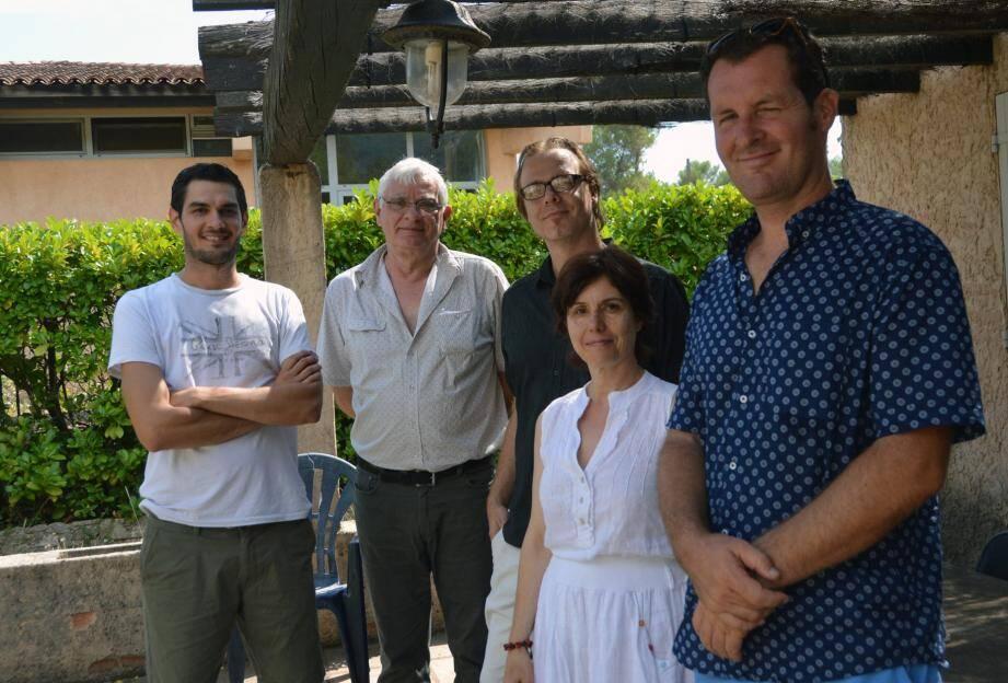 L'équipe dirigée par Frédéric Schwentzel a déjà rencontré les familles lors de la récente journée portes ouvertes.