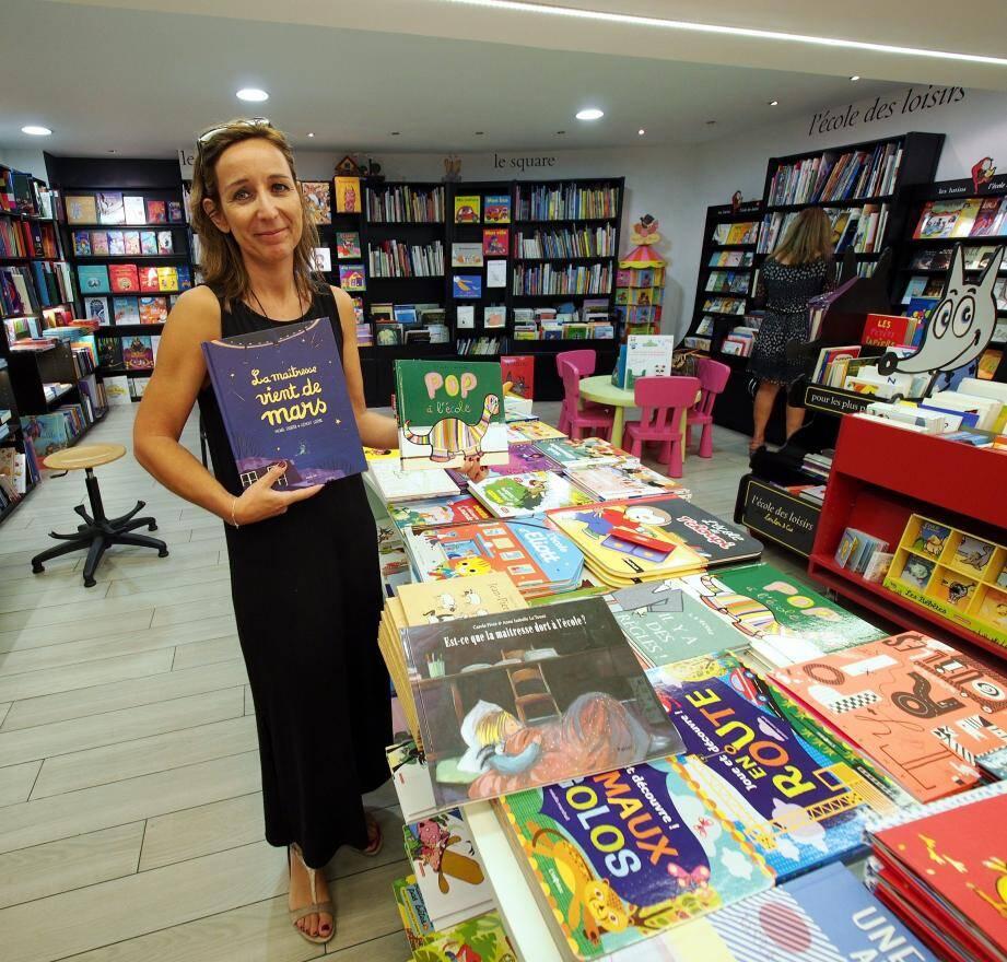 Nathalie, le guide des livres pour la jeunesse.