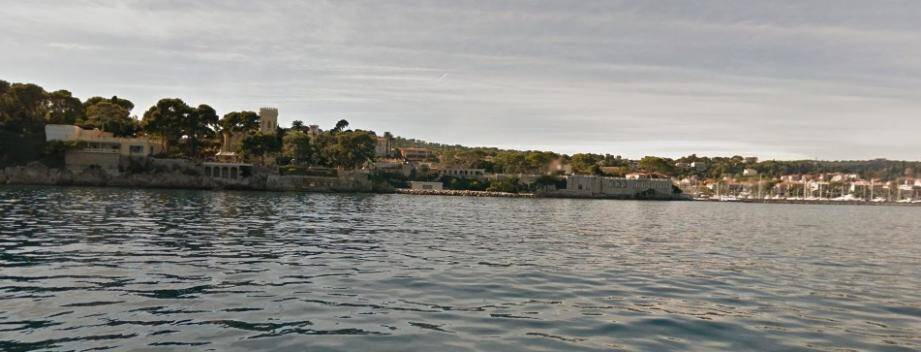 L'accident s'est produit près du rivage de Saint-Jean-Cap-Ferrat.