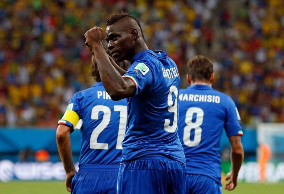 Balotelli sous le maillot de la Nazionale, ça ne s'est plus vu depuis le 24 juin 2014 et une défaite 1-0 contre l'Uruguay au dernier Mondial.