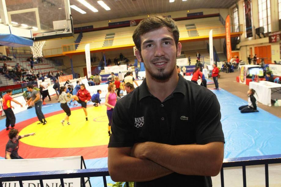 Zelimkhan Khadjiev.