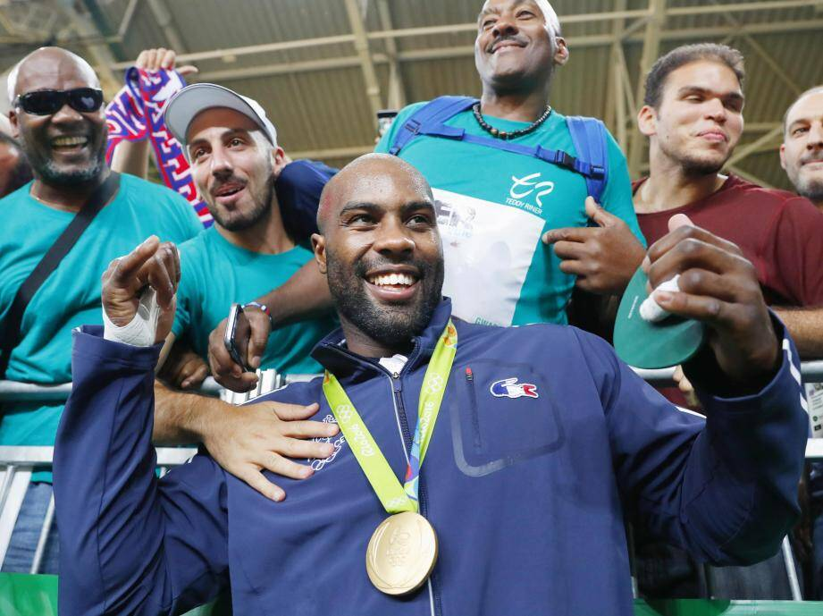 Avec 42 médailles, la France bat son record.
