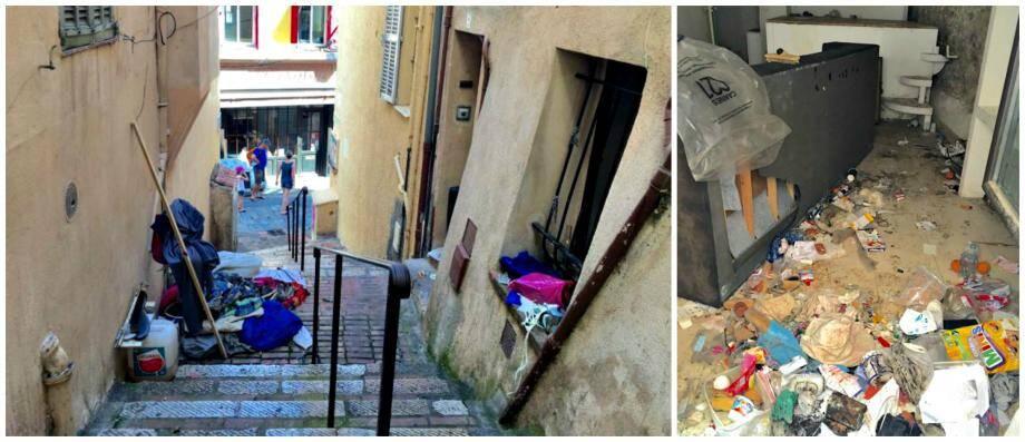 Depuis plusieurs semaines, un squat situé dans le quartier du Suquet, à Cannes, perturbe le voisinage à cause de l'odeur pestilentielle qui s'échappe de l'appartement ouvert aux quatre vents.
