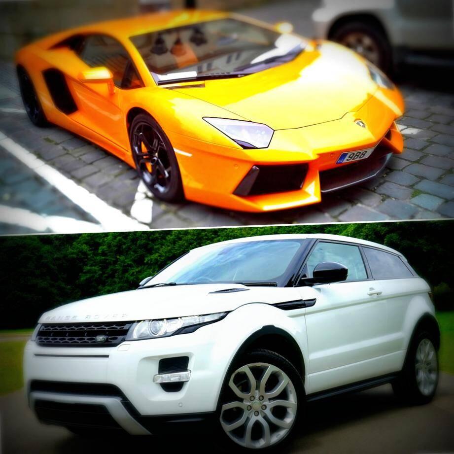 L'arnaqueur visait notamment les Lamborghini et Range Rover.