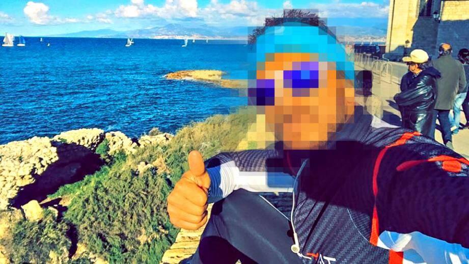 Sportif amateur de haut niveau, triathlète, l'un des cerveaux présumés partage son temps entre la France et la Thaïlande. Son train de vie était sans commune mesure avec ses ressources réelles.