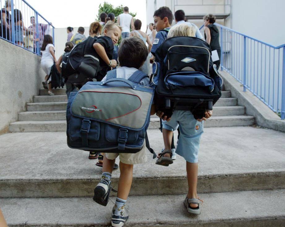À Nice, 10 écoles (sur 163) n'accueilleront pas les élèves jeudi 9 mai.