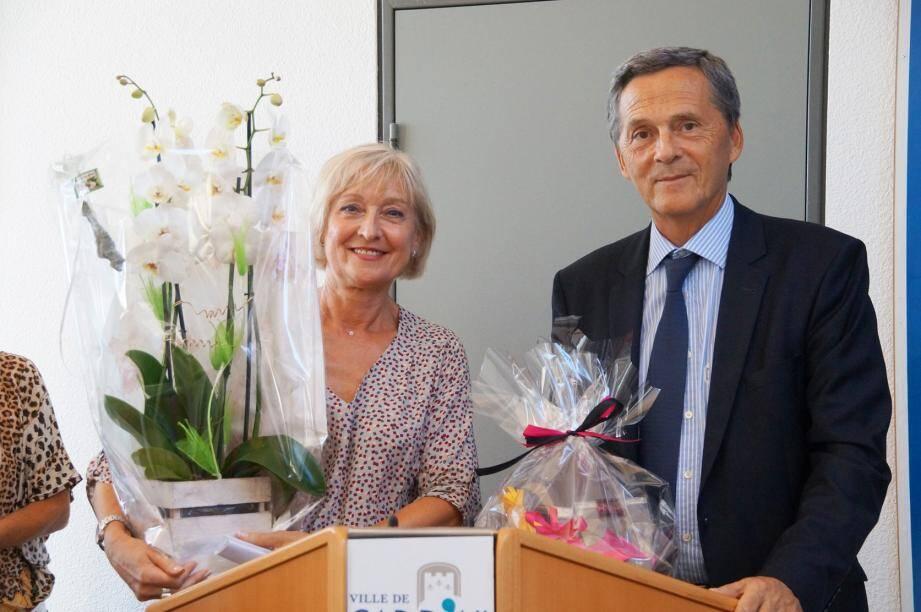 Efficace, discrète et forte, Édith Humbert était la secrétaire de Xavier Beck depuis 1995.