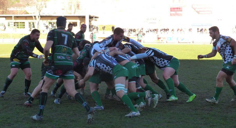 Les rugbymen dracénois partiront dimanche un peu dans l'inconnu à Monaco.