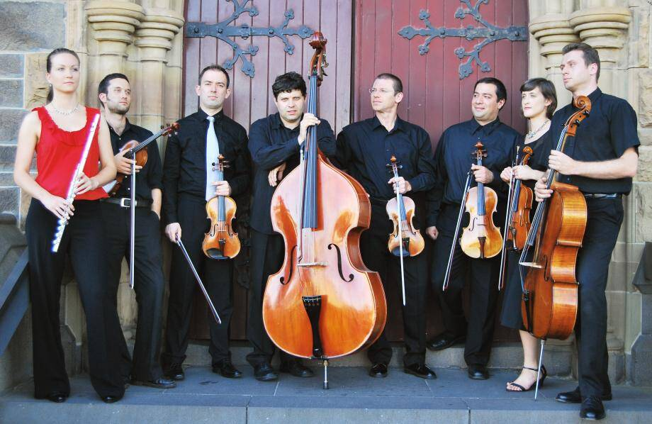 L'ensemble philarmonique allemand interprètera des œuvres de Vivaldi, Rossini, Mozart, Borne et Paganini.