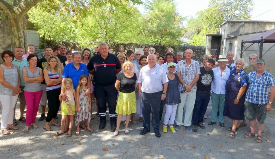 Plus de cinquante convives ont répondu présents pour partager ensemble un moment de convivialité et fêter la fin des patrouilles de la saison.