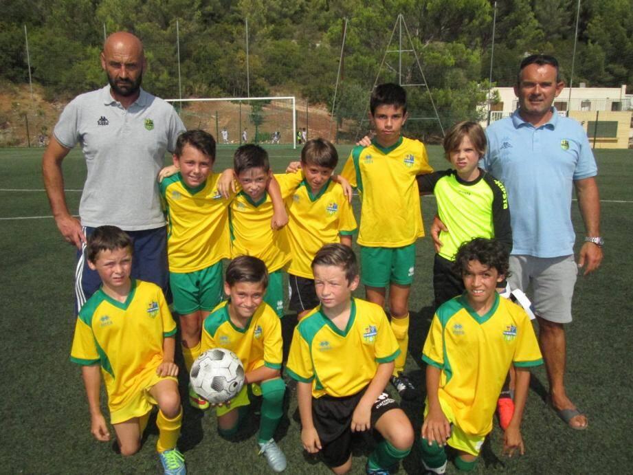 Les U11 du FC Revestois ont souffert lors de cette rentrée foot. Toutefois, une bonne nouvelle, ils possèdent des arguments pour évoluer selon leur éducateur, Frédéric Fontvielle.
