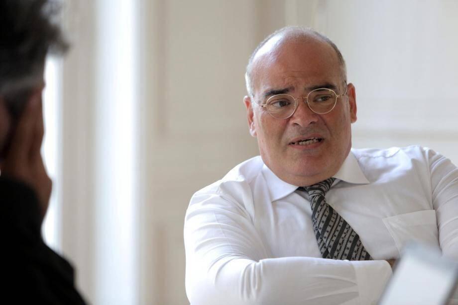 Vincent Delhomel-Desmarets, secrétaire général de «Promenade des Anges : 14-Juillet 2016».