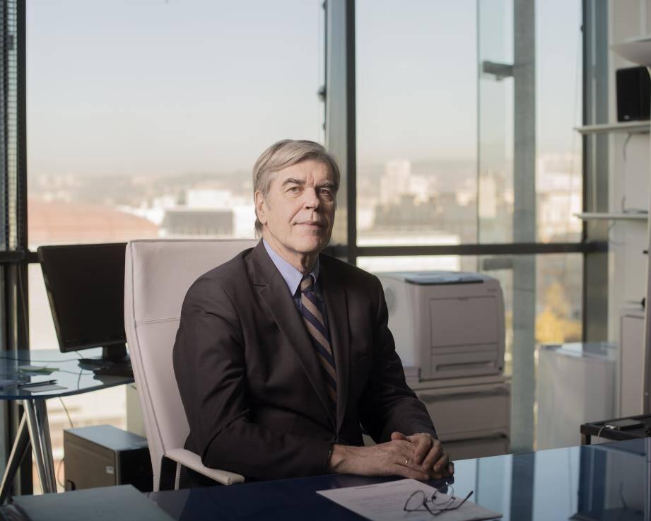 Paul Castel, directeur général de l'Agence régionale de santé (ARS) Paca, s'engage à pérenniser les moyens pour faire face à la demande.(DR)